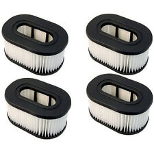 4x HQRP Filters for Hoover Fold Away Widepath Bagless / Runabout, 40130050