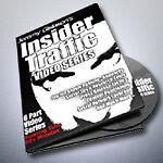 Insider Traffic Tutorial Videos on CD