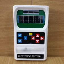 Vintage Matel Electronics Football Electronic Game 1977tested, working