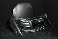 Audi Q7 4L Facelift Front Paket Motorhaube Stoßstange Xenon LED Scheinwerfer