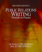 Public Relations Writing: Principles in Practice-ExLibrary