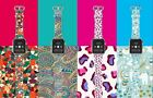 Apple Watch iWatch 38/42mm Original HOCO Colorful Leather Band Strap & Adapter