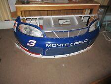 Dale Earnhardt Jr Ac Delco  #3 1999 Front Bumper Busch Sheetmetal Race Used