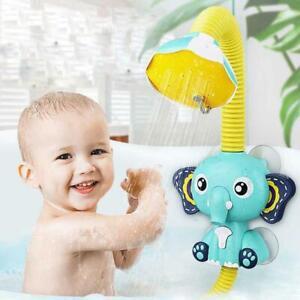 Cute Elephant Sprinkler Bath Toy 2021.
