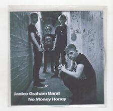 (ID259) Janice Graham Band, No Money Honey - 2012 DJ CD