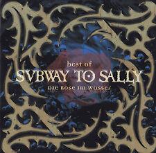 SUBWAY TO SALLY - CD - BEST OF SUBWAY TO SALLY - DIE ROSE IM WASSER