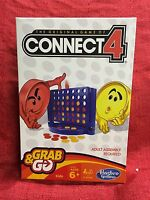 Connect 4 Grab and Go Game Hasbro Gaming New Free Shipping