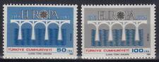 CEPT: ** salida turquía 1984-conjunto de post frescos-MW 22,- (2y-81#1)