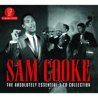 SAM COOKE - THE ABSOLUTELY ESSENTIAL 3CD COLLECTION 3 CD NEW!