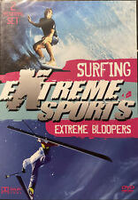 Extreme Sports - Surfing & Extreme Bloopers DVD (2006) FREE P&P