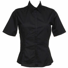 Women's Short Sleeve Sleeve Collared Formal Semi Fitted Tops & Shirts