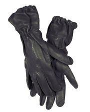 WH FJ Lederhandschuhe Fallschirmspringer Handschuhe Gloves Wehrmacht Gr 3 LW WK2