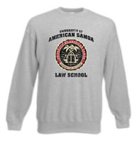 University of American Samoa Sweatshirt Pullover Better Call Goodman Saul Symbol