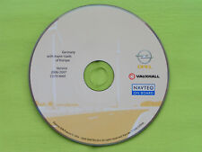 NAVIGATION OPEL CD 70 NAVI DEUTSCHLAND 2007 ZAFIRA B ASTRA H CORSA SIGNUM TIGRA