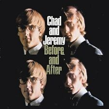 Chad & Jeremy - Before and After [New CD] Manufactured On Demand
