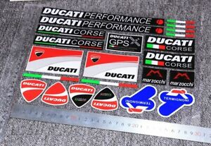 Ducati Decals   Ducati Strickers   Ducati Monster 899 959 1199 1299 Panigale V4