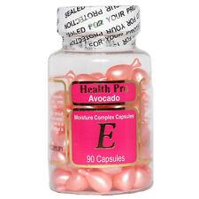 Avocado & Vitamin E Skin Oil 90 Capsules FRESH Made In USA