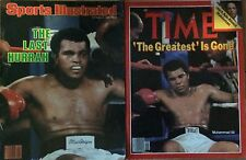2 Muhammad Ali original magazines - FREE Shipping - Read Description