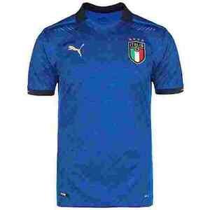 Maillot Équipe d'Italie Euro 2021 (Flocage Gratuit + ) TAILLE S L M XL