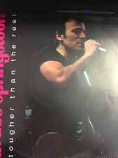 Bruce Springsteen Tougher Than The Rest Special 4 Track 12 Inch Vinyl Excellent
