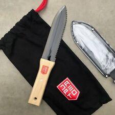 More details for japeto garden tool hori hori root cutter including holster