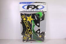 09-12 KAWASAKI KX250F KX 250 F Factory Effex Rockstar Graphics Kit