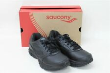 SAUCONY Men's Progrid Echelon LE2 Black Walking Shoes Trainers UK6.5 EU40.5 BNIB