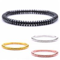 Hematite Metal Magnetic Therapy Bracelets for Arthritis Pain Relief Radiation