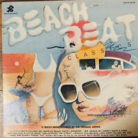 BEACH BEAT CLASSICS VINYL LP RIPETE 392146 RARE ORIGINAL VOL 1 16 BEACH CLASSICS