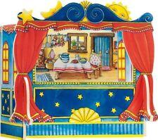 Goki 51786 - Théâtre de Marionnettes À Doigt