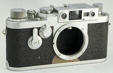 EXCELLENT Leitz Leica IIIg 35mm Rangefinder Film Camera Body Only