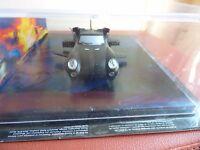 Eaglemoss Automobilia 39 All Star Batman Robin Batmobil Diecast Car Toy New