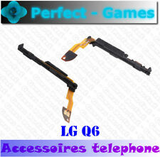 LG Q6 Nappe touche bouton ON OFF marche arrêt power button flex cable