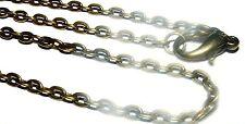 Markenlose Bronze-Modeschmuck-Halsketten