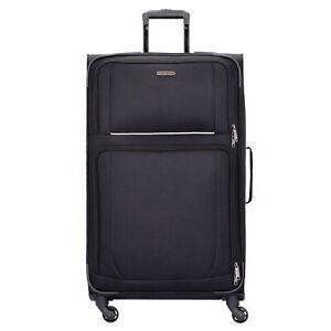 Travelite Garda 2.0 4-Rollen Trolley Koffer 78 cm (schwarz)