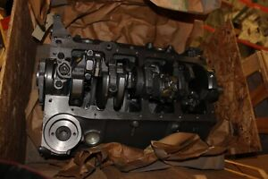 NEW GM 4.4L V8 267 CI ENGINE BLOCK, PISTONS, CRANK 80-81 ALL Street Rod 14019866