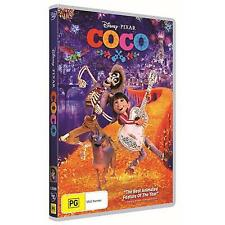 Coco (DVD, 2017, Widescreen Edition)