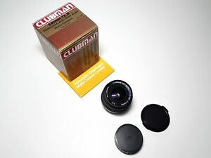 + CRYSTAL CLEAR + MACRO PRIME + Clubman 28mm F2.8 Macro K Mount Lens Wide Angle