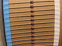 20 Pieces | 1N4607 ITT Diode Schottky 85V 0.2A 2-Pin DO-35