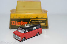 DINKY TOYS 410 BEDFORD AA VAN 100 YEARS SIMPSONS MINT BOXED RARE SELTEN JOHN GAY