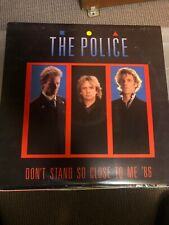 Sting and Police 30 Record Collection