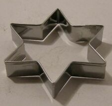 Cookie/Biscuit cutter Star s/s 10&1.5cm Deep Guaranteed Quality