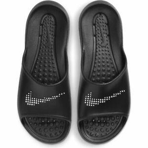 Nike Victori One Shower Slide Badelatschen Badeschlappen Schwarz/Weiß CZ5478-001