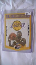Carte de basketball de Magic Johnson!