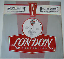 Rockers Revenge Featuring Donnie Calvin. The Harder They Come, London Records ‎
