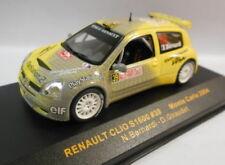 Coches de rally de automodelismo y aeromodelismo IXO Renault escala 1:43