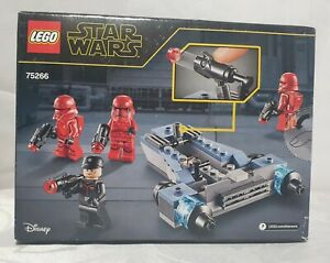Brand New & Sealed  75266 Star Wars Sith Troopers Battle Pack -Mini Figs -