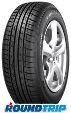 4x Dunlop SP Sport Fastresponse 185/55 R16 87H XL