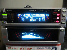 Sony MDX Blitzen Mini Disc Recorder CD Player JDM Japan Market Subaru Legacy OEM