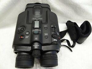 Sony DEV-5 Digital Recording Binoculars 2D&3D Exmor R GPS